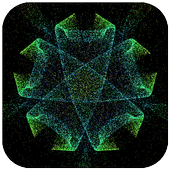 Particle Flow icon