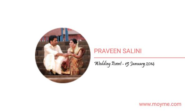 PRAVEEN SALINI poster