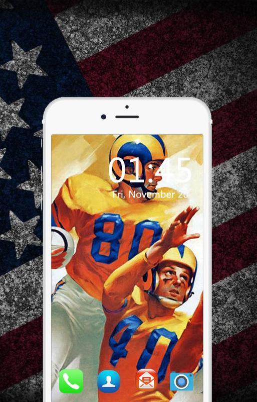 ... L.A. Rams Wallpapers HD screenshot 3 ...