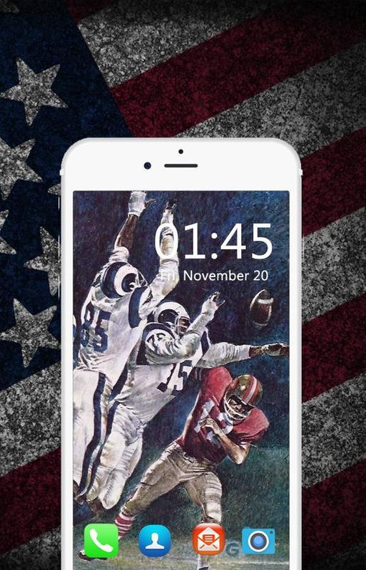 ... L.A. Rams Wallpapers HD screenshot 5