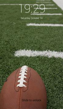New NFL LockScreen screenshot 2