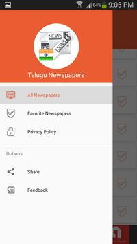 Telugu News Papers screenshot 20