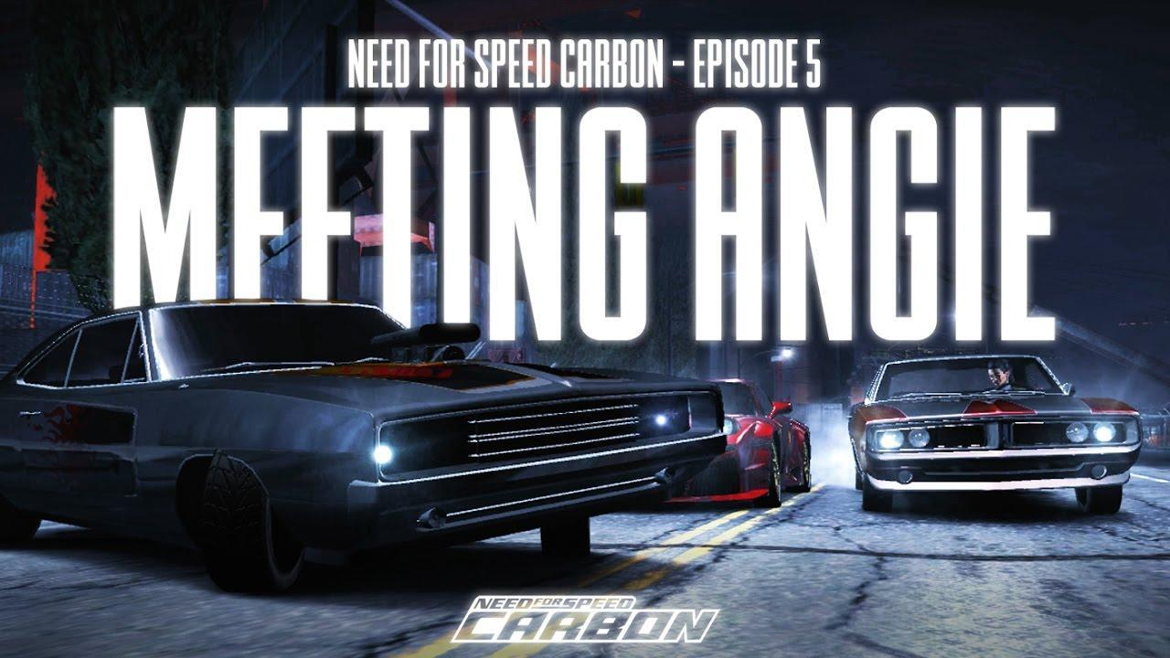 need for speed carbon muscle cars