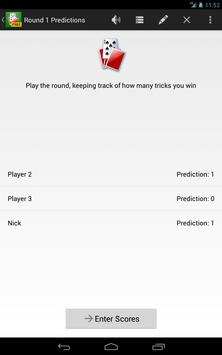 Oh Hell Scorekeeper Free screenshot 7
