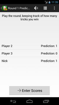 Oh Hell Scorekeeper Free screenshot 1