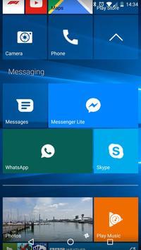 Launcher 10 apk screenshot