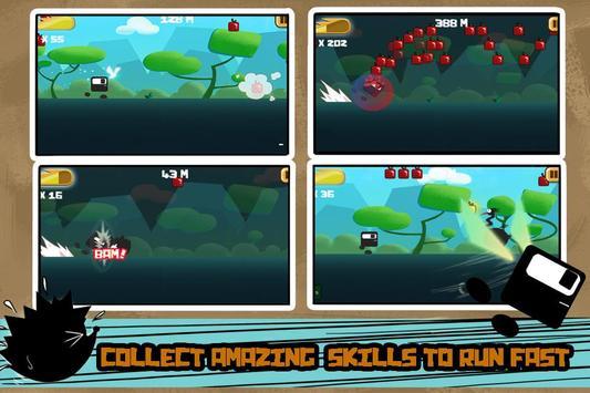 Jumpi Jumpo: Fly Cool Troop screenshot 3