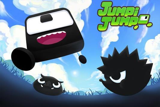 Jumpi Jumpo: Fly Cool Troop poster