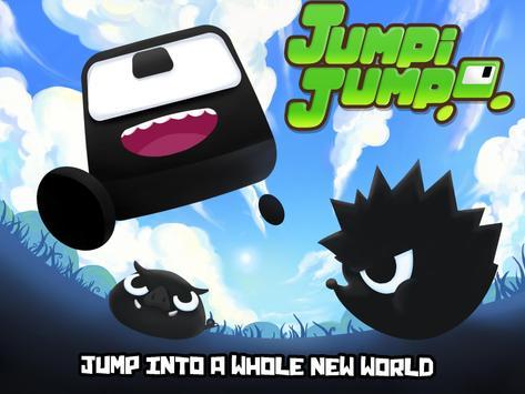 Jumpi Jumpo: Fly Cool Troop screenshot 13