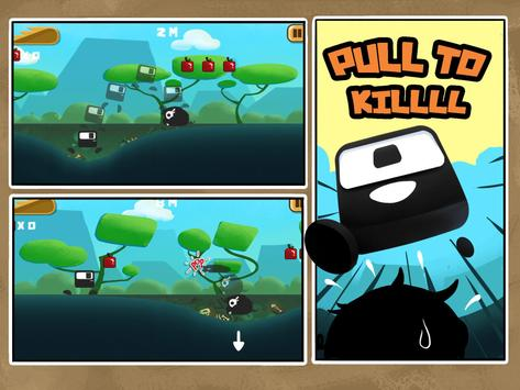 Jumpi Jumpo: Fly Cool Troop screenshot 14