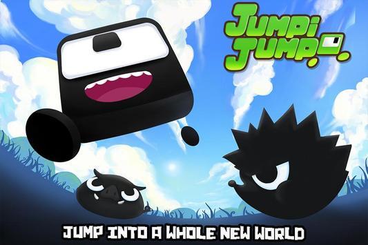 Jumpi Jumpo: Fly Cool Troop screenshot 1