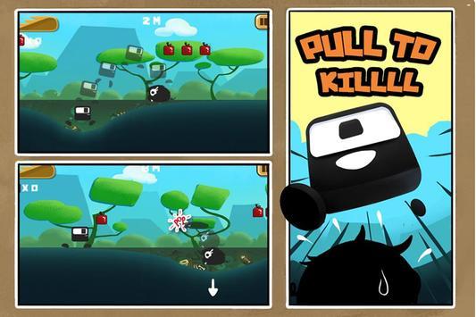 Jumpi Jumpo: Fly Cool Troop screenshot 2