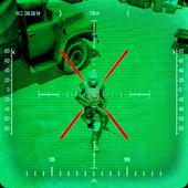 Night Vision Sniper Assassin icon