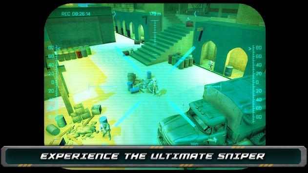 Night Vision Sniper Assassin screenshot 13