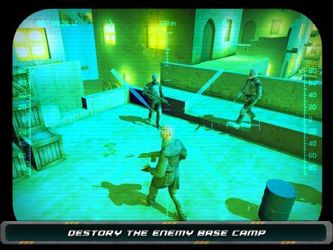 Night Vision Sniper Assassin screenshot 7