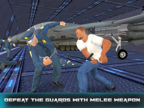 Aircraft Carrier Prison Break apk screenshot