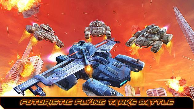Flying Tank War 2025 poster