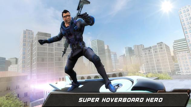 Hoverboard Sniper Shooter Team poster