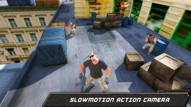Hoverboard Sniper Shooter Team apk screenshot