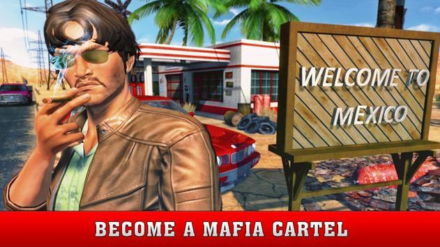 Pablo's Mafia Cartel poster