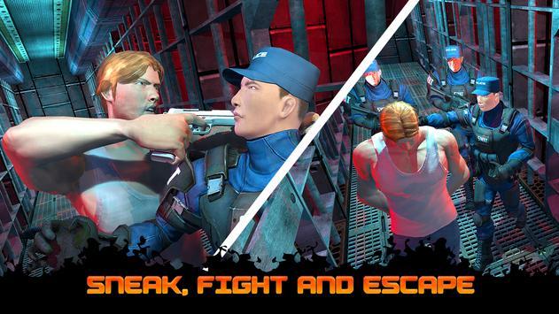 Prison Escape Airplane Hijack poster