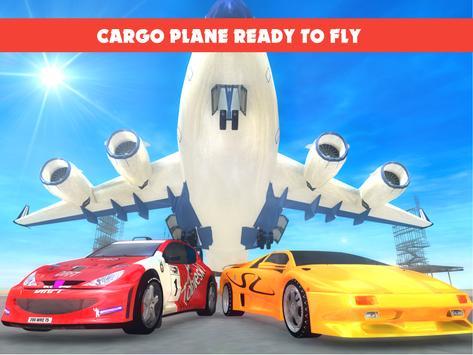 Race Car Transporter Airplane screenshot 5