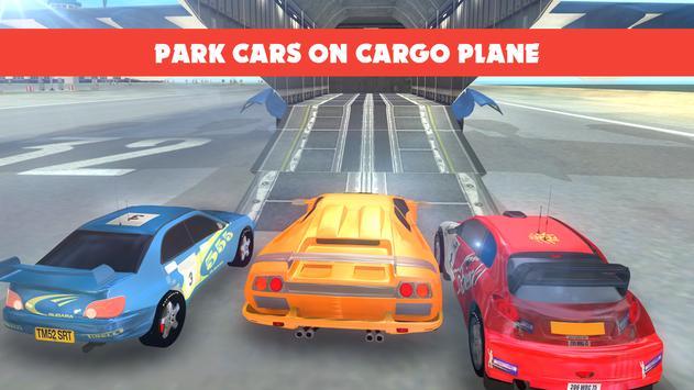 Race Car Transporter Airplane screenshot 12
