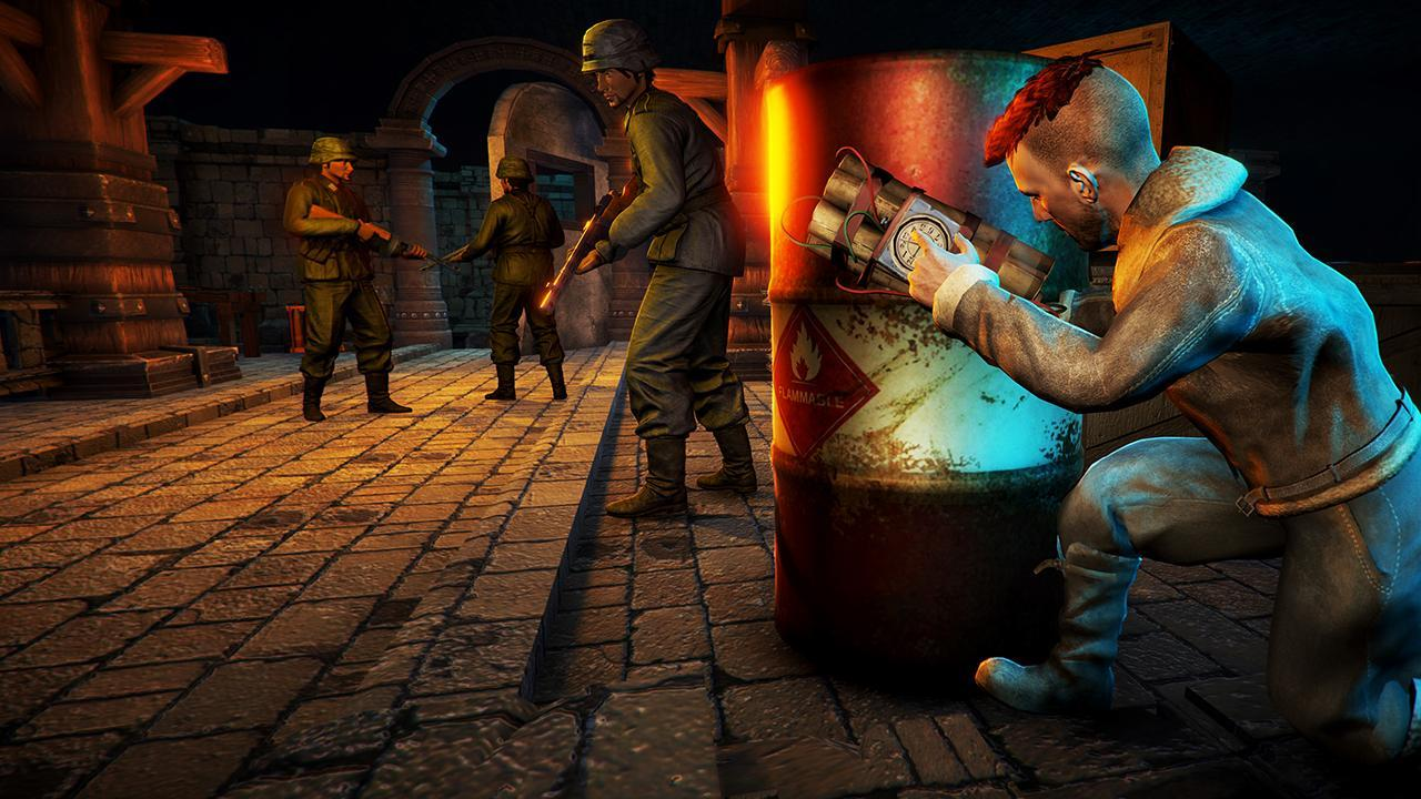 US Army Survival Hero: WW2 Games for Android - APK Download
