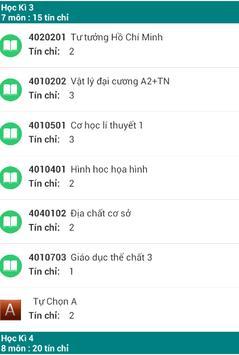 HUMG e-Syllabi apk screenshot