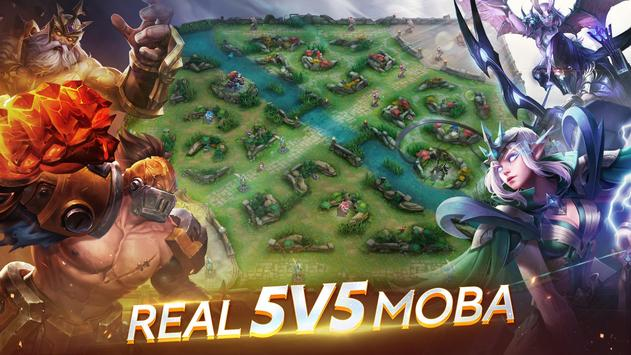 Arena of Valor: 5v5 Arena Game 海报