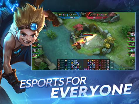Arena of Valor: 5v5 Arena Game apk screenshot