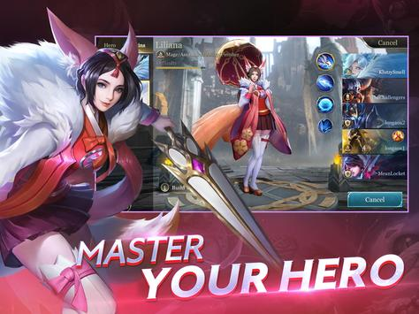 Arena of Valor: 5v5 Arena Game apk स्क्रीनशॉट