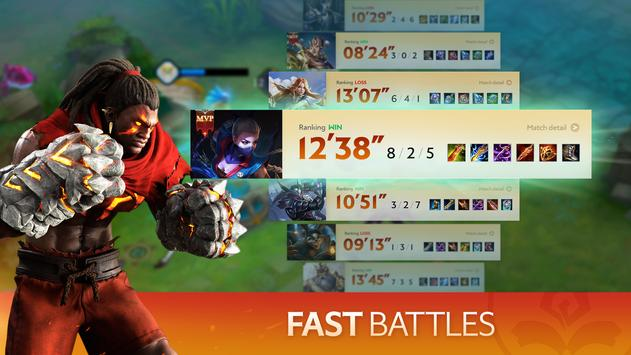 Arena of Valor: 5v5 Arena Game apk تصوير الشاشة