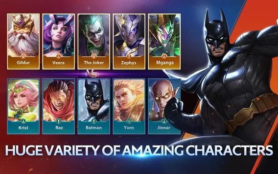 Arena of Valor: 5v5 Battle 截图 4