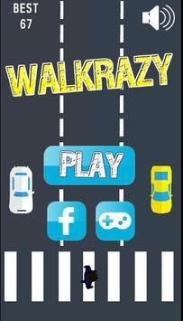 Walkrazy poster