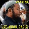 Murottal Ust Abdul Qodir MP3 Offline आइकन