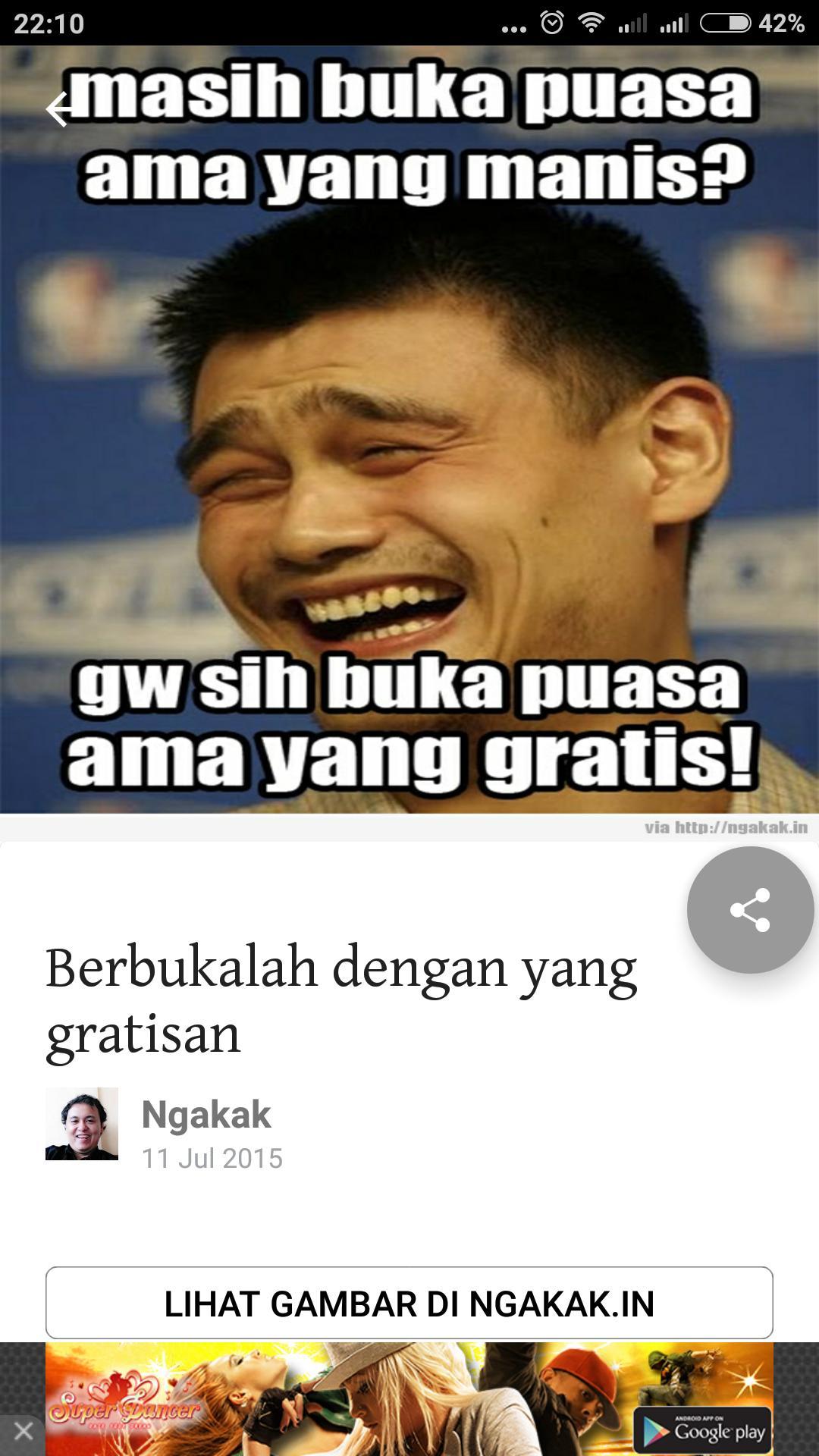 Ngakak Gambar Meme Lucu For Android Apk Download