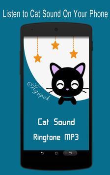 Cat Sounds Ringtone Mp3 poster