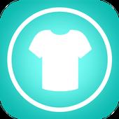 Custom T-Shirt Design icon
