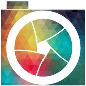 Modern Photo Frame Editor icon