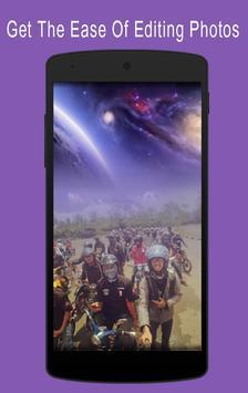 Modern Photo Frame Editor poster