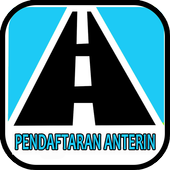 Pendaftaran Anterin Online icon