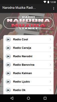 Narodna Muzika Radio Uzivo apk screenshot