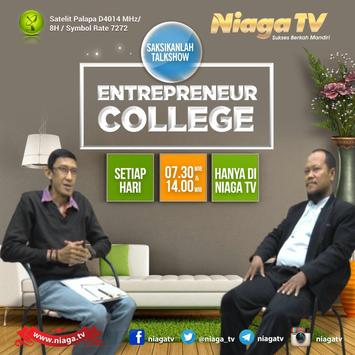 Niaga TV apk screenshot