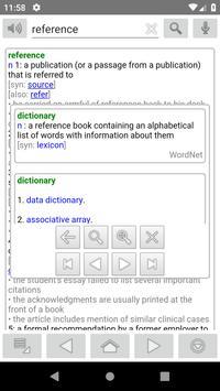 Fora Dictionary screenshot 1