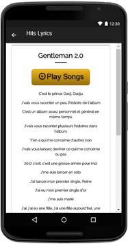 Dadju Songs Lyrics screenshot 3