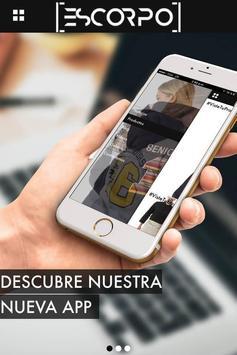 Escorpo apk screenshot