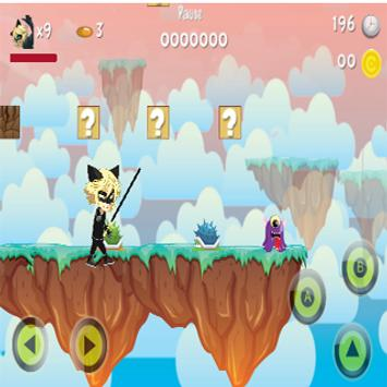 Cat Noir Games apk screenshot