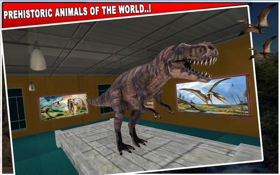 Real Dinosaur Games 2018: Jungle Survival poster