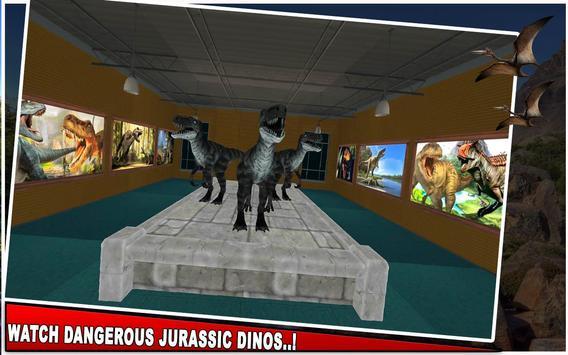 Real Dinosaur Games 2018: Jungle Survival screenshot 7